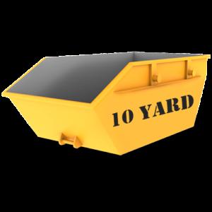 10 yard skip