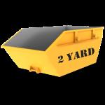 2 yard skip